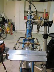 Pelican's Beak (jimgskoop) Tags: blue bicycle cycling pelican custom racks randonneur boxdogbikes 2013 bdb eyefi