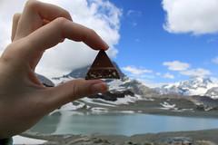 Toblerone Matterhorn (susanne.fischer) Tags: alps switzerland zermatt matterhorn moutain toblerone trockenersteg