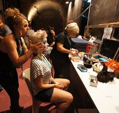 maquillage-da-i-pagliacci-147 (Icarus1566) Tags: portrait italy art teatro sicily taormina maquillage pagliacci teatroantico