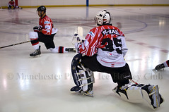 Warming Up (Official Manchester Phoenix Photography) Tags: game ice hockey phoenix sport manchester icehockey rink match players altrincham epl manchesterphoenix englishpremierleague altrinchamicedome