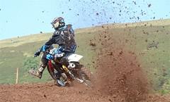 Llanthony 2013 -  Difficult Photo/2 (ericmiles47) Tags: motocross flyingdirt cuttingupthetrack