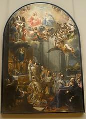Juan Carreo de Miranda 139 02 (fjguerragi) Tags: paris louvre museo francia nacional pintor pintura cuadro trinitarios