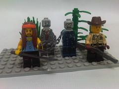 The Walking Dead MOC (sandman75) Tags: lego zombie moc thewalkingdead