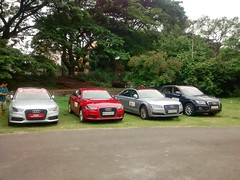 Audi A and Q series (dx_generation25) Tags: cars sedan automobile audi suv aseries qseries