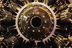 Eye of the Machine (darren.maxwell) Tags: museum airplane louisiana sony neworleans wwii engine prattwhitney 2470mm twinwasp a7r r1830 darrenmaxwell
