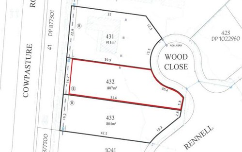 LOT 432 Wood Close, Green Valley NSW