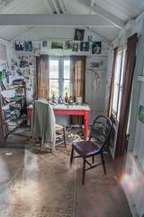 Dylan Thomas Writing Hut (karlmccarthy1969) Tags: hut dylanthomas laugharne