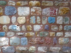 Wall in Istanbul (ashabot) Tags: turkey ancient cities istanbul walls streetscenes