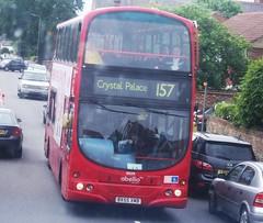 Abellio London 9029 on route 157 Wallington 23/05/15. (Ledlon89) Tags: bus london transport londonbus tfl bsues abelliolondon