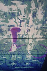 2015 Vivid Chatswood: Aquarium #6 (dominotic) Tags: lighting light blur color colour art festival night dark aquarium movement sydney australia icon festivaloflight installation nsw nightsky afterdark chatswood fibreoptic lightsculpture 2015 nightlighting winterfestival vividlight lightinstallations opticalart lightprojection vividsydney vividsydney2015 ampleprojects