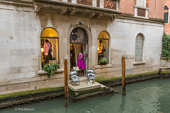 Haute couture store with a lagoon side entrance - Venezia Venice, Italy (Phil Marion (57 million views - thank you all)) Tags: public italian phil marion 5photosaday beauty beautiful travel candid beach woman girl boy wedding people explore  schlampe      desnudo  nackt nu teen     nudo   kha thn   malibog    hijab nijab burqa telanjang   tranny  explored nude naked sexy   chubby young nubile slim plump sex nipples ass hot xxx boobs dick dink italiana