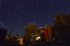 3 circumpolar que hago. Satisfecho con el resultado (gamiseba) Tags: noche circumpolar nikon nikond3200 night stars estrellas