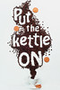 Put the Kettle On (Dina Belenko) Tags: coffee tea teatime steam icon symbol food drink cookie biscuit buttercookie cracker snack sweet break enjoy stilllife breakfast morning light pastry baking highangle fromabove topview flatlay text lettering inscription letter motto white pattern curve geometry coffeebeans variety motion action hightspeed drop inspiration motivation negativespace khabarovsk khabarovskterritory russia