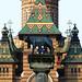 Timisoara : Piata Victoriei, Lupoaica cu puii