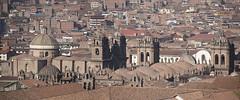 Peru (richard.mcmanus.) Tags: peru latinamerica southamerica cusco city buildings panorama mcmanus church cathedral andes gettyimages