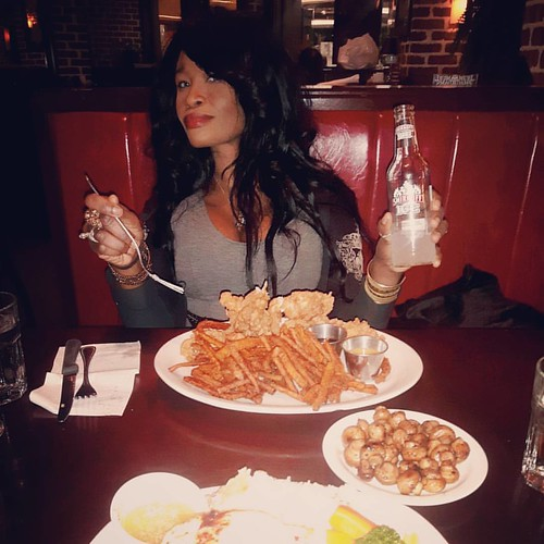 Enjoying a #feast at le #batonrouge #restaurant ❤❤❤#food #foodie #yummy #instafood #delicious #deliciousfood #eat #foodgasm #foodpics #foodpic #nom #Montreal #downtownmontreal 💋💋💋