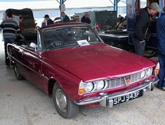 SPJ 943F (Nivek.Old.Gold) Tags: 1967 rover 2000 automatic p6 keys coombs guildford
