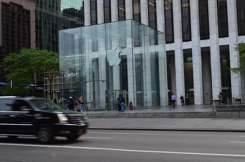 Apple 5th AVE, NY