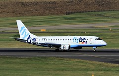 G-FBJI Embraer 175 Flybe BHX 30-08-16 (cvtperson) Tags: gfbji embraer 175 flybe birmingham bhx egbb