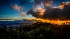 Ocaso en Santa Cruz de Tenerife (pepoexpress - A few million thanks!) Tags: nikon nikon24120 nikond60024120mmf4 d610 d61024120mmf4 24120f4 24120mmafs pepoexpress santacruzdetenerife tenerife canaryislands sunrise sun clouds sky skyline goldenhour horamgica bluehour panorama mountains