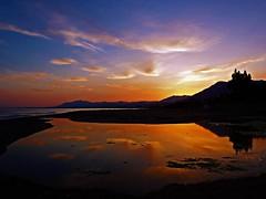 Reflejos (Antonio Chacon) Tags: atardecer marbella mlaga mar mediterrneo costadelsol andalucia espaa spain sunset