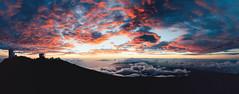 DSC_1317-LRpan_stitch-LR (nesteaman2) Tags: hawaii hawaii2016 maui haleakala summit sunset