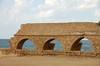 14IS069 Aqueduct (Michael L Coyer) Tags: israel mediterranian mediterraniansea sea seashore shore caesarea caesareamaritine caesareamaritimus caesareamaritimum roman aquaduct