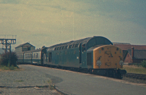40006 Llandudno 24th July 1982.