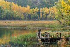 """Laguna de Ua. Cuenca"" (FotoJuanma2000) Tags: laguna ua cuenca espaa serrana otoo"