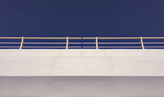 Peer of Fontvieille, Monte-Carlo, Monaco (Rainer Brunotte) Tags: iphone iphonephotography minimal abstract lines photography monaco montecarlo principalityofmonaco fontvieille urban architecture