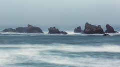 A Refuge For Some (John Westrock) Tags: seascape ocean oregon pacificnorthwest pacificocean longexposure canoneos5dmarkiii canon135mmf2lusm morning motion