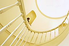 Staircase (Ozzkat) Tags: courthouse court house staircase stair case white