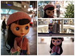 Blythe a Day 07 November 2016 - Shopping adventures