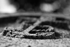 ... (baldenbe (on/off)) Tags: bw nb noiretblanc blackandwhite nikon d700 micronikkor60mm mounthermoncemetery cimetieremonthermon marin sailor grave graveyard stle stele
