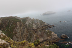 Cabo de Peñas en Asturias