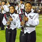 BCHS-Band-Halftime Performance-11/4/16 (SGS)