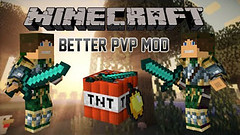 Better PvP Mod 1.11.0/1.10.2/1.7.10 (KimNanNan) Tags: minecraft 3d game online video games
