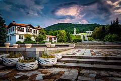 Kalofer (sfabisuk) Tags: kalofer plovdiv bulgaria travel explore sunrise