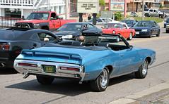 1971 Buick GS 455 Convertible (SPV Automotive) Tags: 1971 buick gs 455 convertible classic car blue