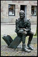 John Cabot (zweiblumen) Tags: johncabot giovannicaboto statue bristol england uk arnolfini canoneos50d canonef50mmf14usm polariser zweiblumen