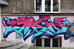 Sarin (Walls of Belgrade) Tags: belgrade beograd streetart serbia spraypaint wall graffiti unitedcolorsofbelgrade sarin