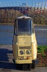 Luigi (stempel*) Tags: polska poland polen polonia gambezia pentax k30 50mm warsaw warszawa varsovie luigi car auta auto