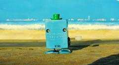 Mr. Men And Little Miss Wind Up Walkies By Goldie Marketing Australia Goldie Marketing Incorporated San Diego : Mr Grumpy Diorama The Beach - 16 Of 41 (Kelvin64) Tags: mr men and little miss wind up walkies by goldie marketing australia incorporated san diego grumpy diorama the beach