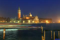 Venetian Leftovers (hapulcu) Tags: venezia venice venedig italy italia italie italien veneto adriatic adria bluehour