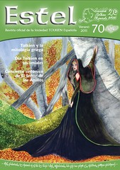 Sociedad_Tolkien_Espanola_Revista_Estel_70_portada (Sociedad Tolkien Espaola (STE)) Tags: ste estel revista tolkien esdla lotr