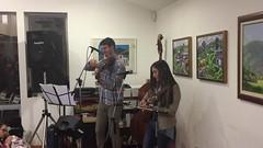 Santa Monica house jam session night. (Quench Your Eyes) Tags: livemusic santamonica california losangeles jamsession music musicinstruments singers video