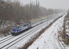 TLK19101 Warszawa Wschodnia - d Kaliska (J. Morgado) Tags: pkp intercity poland lodz