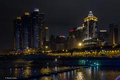 IMG_6909-1 (wernkro) Tags: wasser yangtze china stimmung krokor chongqing hafen stadt nachtaufnahme