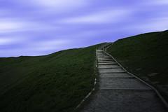 Avebury (Explore 3:12:2016) (sisyphus007) Tags: 2016michaelkiedyszko avebury wiltshire landscape colour color mutedtones tones bleak bleaklandscapes canon canon5dmark3 steps stairs england uk gb avalon albion