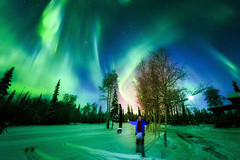 Dance of the Spirits (yan08865) Tags: alaska north pole arctic night auora fairbanks landscape winter photography
